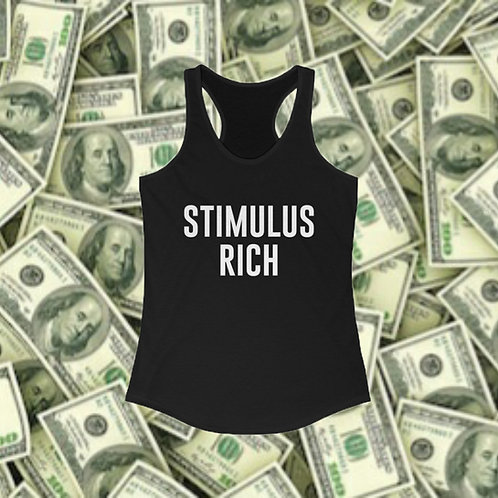 Stimulus Rich - Women's Tank