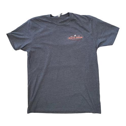 Charcoal Branded T-Shirt