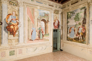 Piano Nobile, Villa Bassi