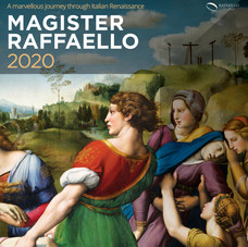 00_MagisterRaffaello_Hanoi Museum_Poster ENG_© Magister Art_ Photo © The Deposition of Christ (Pala Baglioni)_Raphael Sanzio_© MiBACT - Galleria Borghese - foto Alberto Novelli