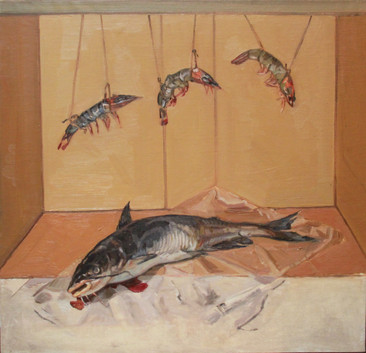 Catfish and Shrimp