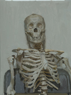 Portrait of a Skeleton