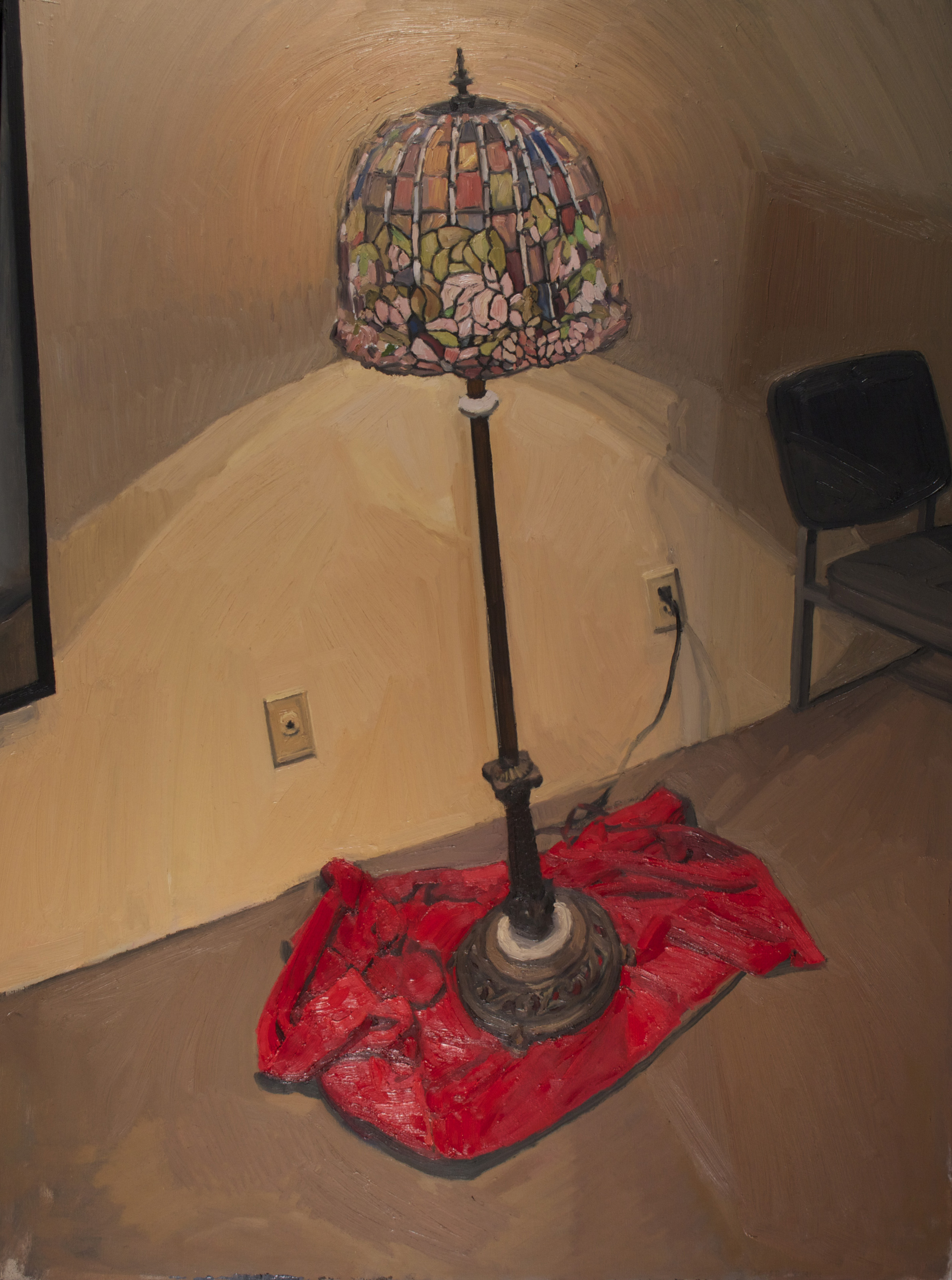 Lamp Painting