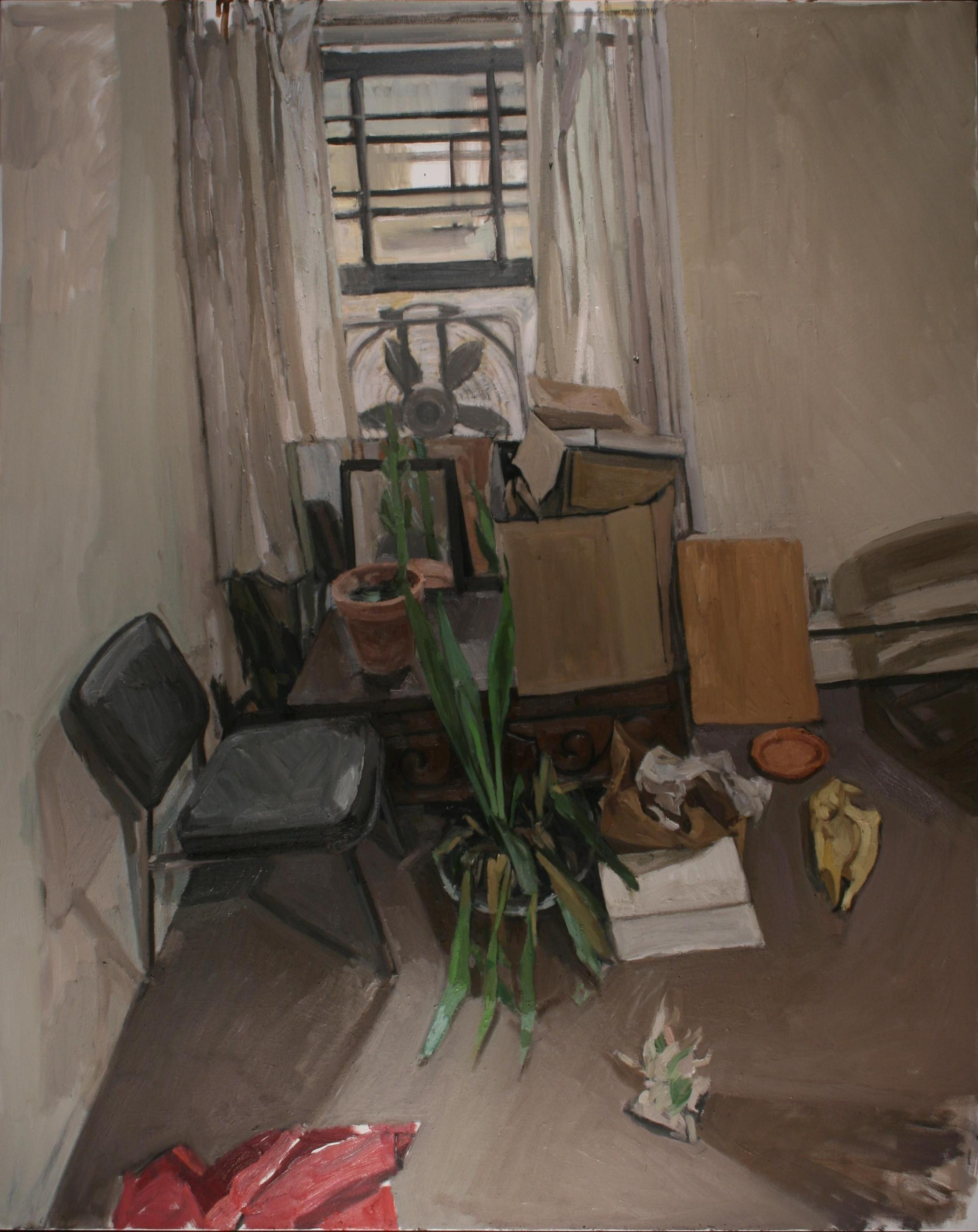 Window Still Life
