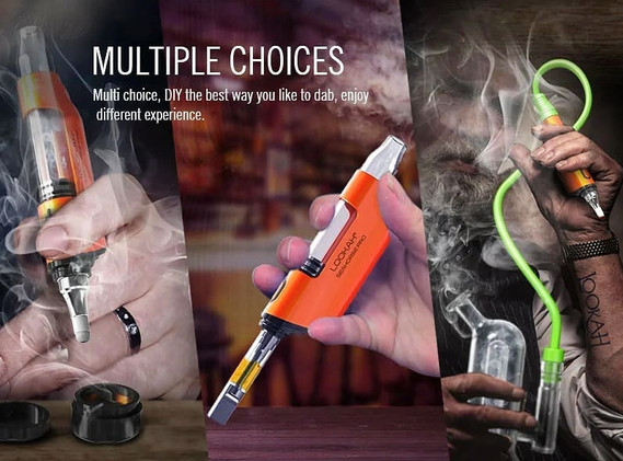 Concentrate Vaporizers available here!