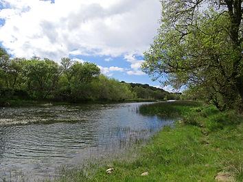 Río Yeltes Salamanca