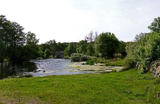 Río Tormes Puente del Congosto