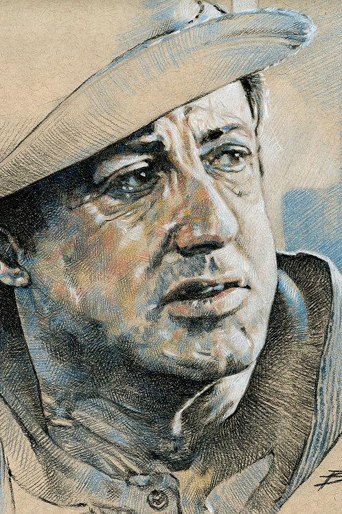 Rocky Balboa (Original Art)