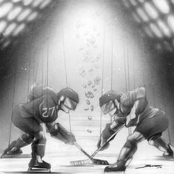 Hockey Poetry