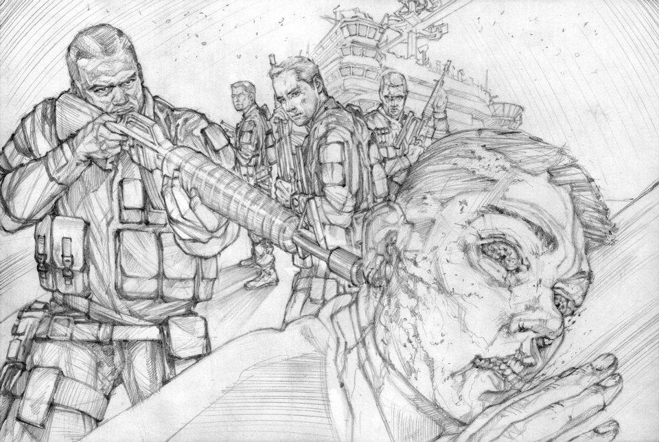 Strain (Zombie 1)