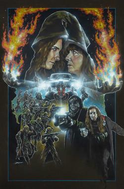Fantasy-Adventure Teaser Poster