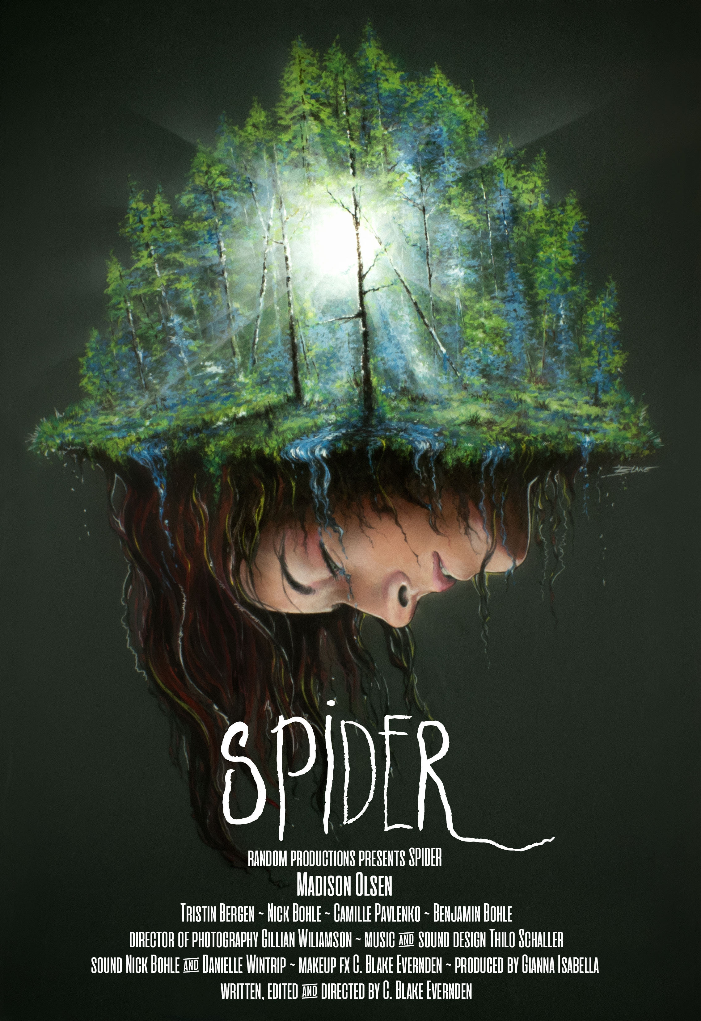 Spider (Short Film)