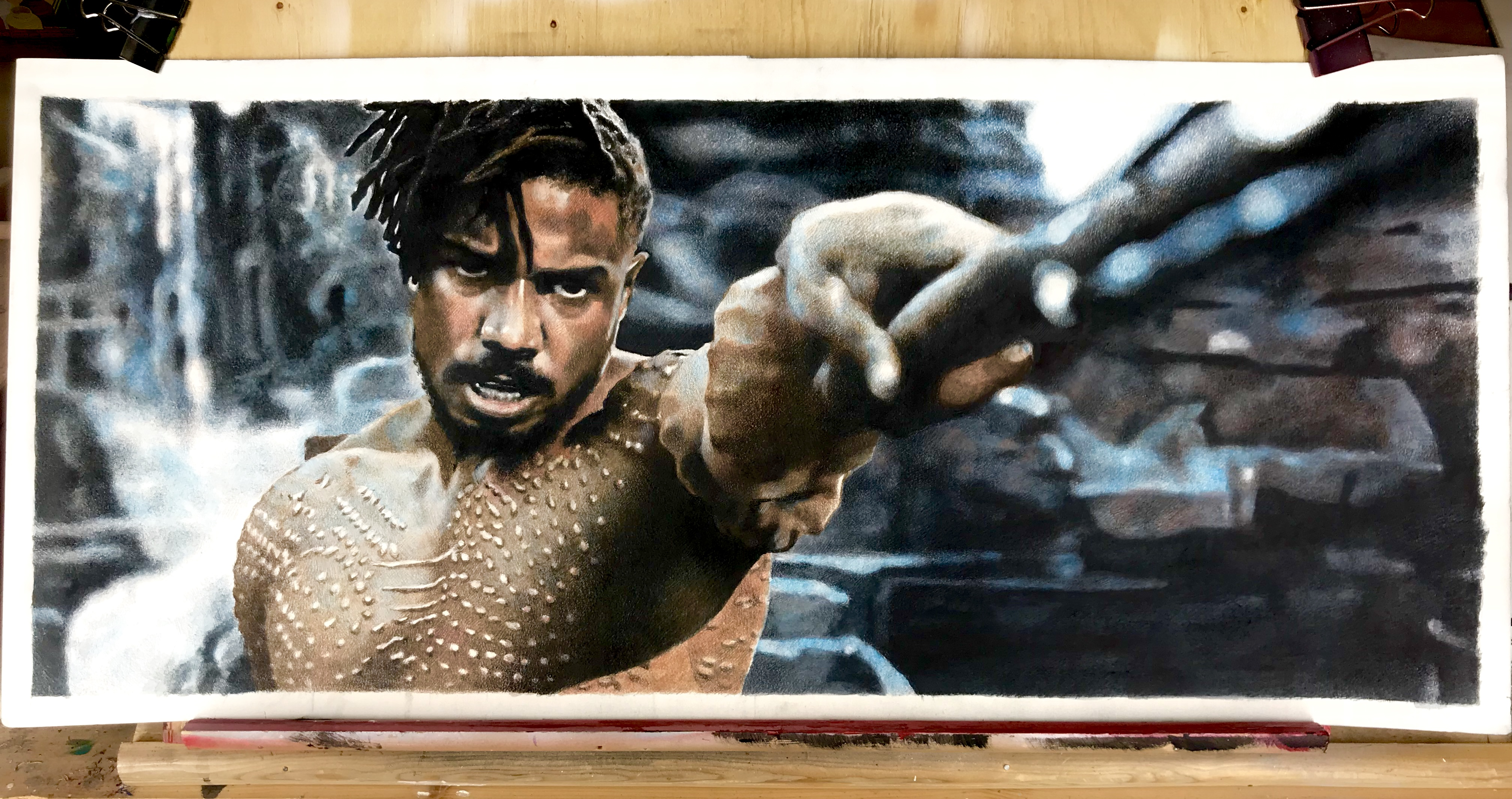 Black Panther (Killmonger)