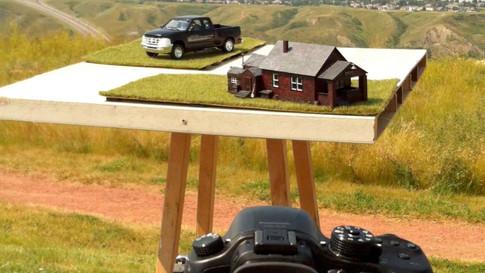 Prairie Dog: Making of FX & Miniatures