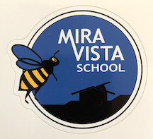 Mira Vista Stickers