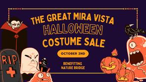 The Great Mira Vista Costume Sale!!