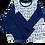 Thumbnail: Pijama Longo Infantil/Juvenil