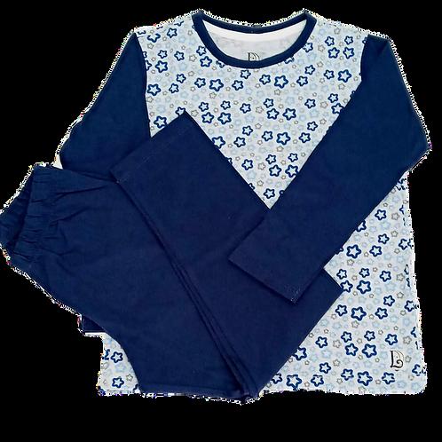 Pijama Longo Infantil/Juvenil