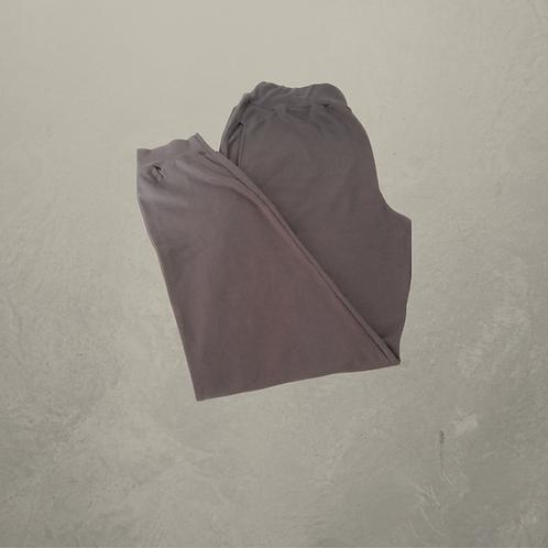 Calça de moleton feminino