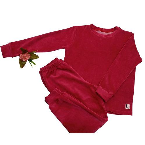Pijama Infantil Plush