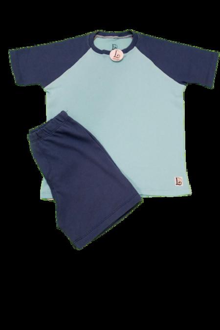 Pijama Mar Azul Infantil