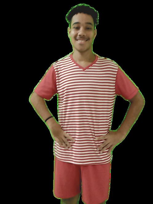 Pijama Masculino Listra