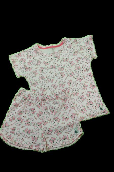 Baby doll Infantil Coelha Índia