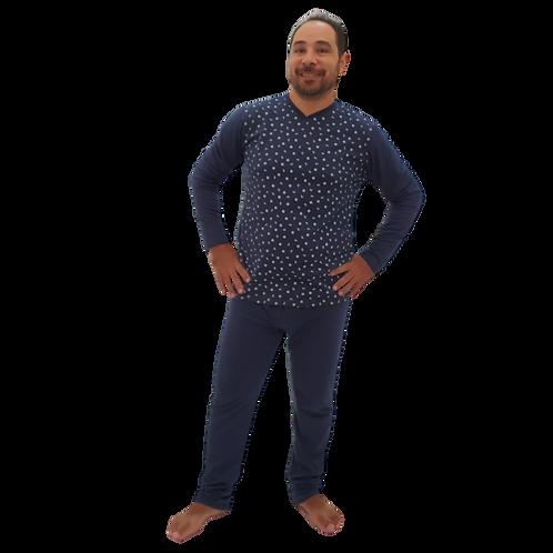 Pijama Longo Family