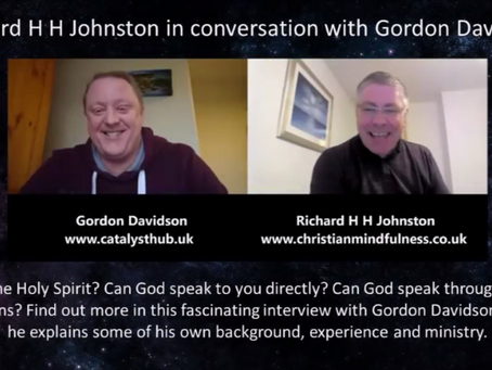 An Interview with Gordon