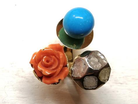 corallo turchese diamanti ( rosa, il principe azzurro e i terzi incomodi)