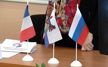 Посол Франции обсудила с руководством ИГМУ результаты и перспективы сотрудничества