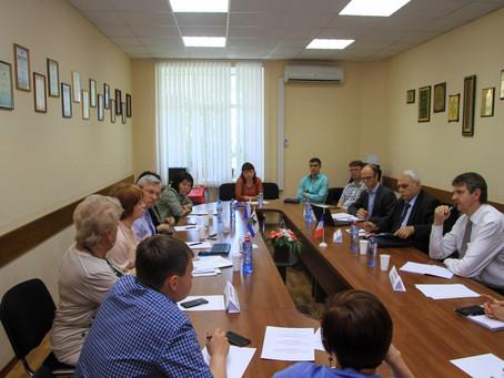ИГМУ провел научный семинар с участием французских коллег