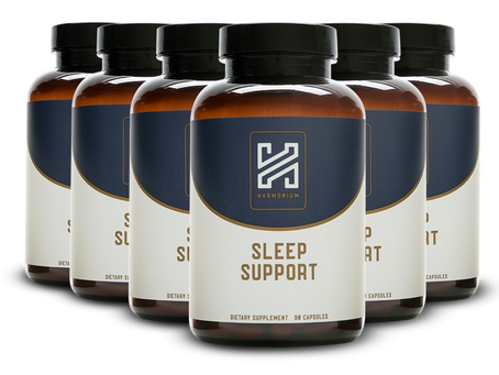 Harmonium Sleep Support Offer you will be glad you found this supplement 😴