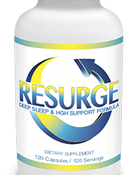 I'm honored to introduce you to  RESURGE weight loss supplement