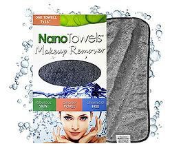 makeup_product nano towels makeup remove