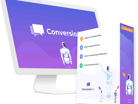 ConversioBot will inprove your prospects on your business website