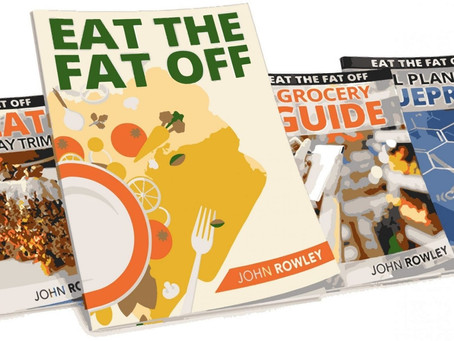'Eat the Fat Off' Shares Easy Tips for Losing Weight