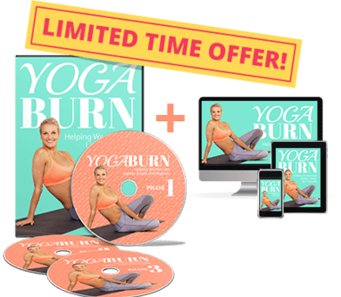Yoga Burn💪 Fitness System For Women Yoga Burn Trim Core Challenge