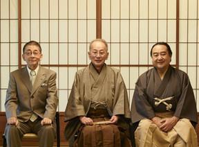 片岡秀太郎丈・中村鴈治郎さんを招いて和塾初の「御園座芝居茶屋」開催