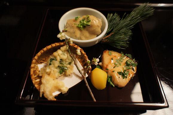 江戸の三味・天麩羅
