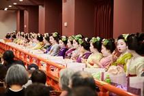 南座顔見世歌舞伎の花街総見