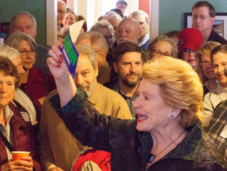 Fundraiser for Stabenow & DACA