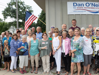 Grand Opening for Dan O'Neil's Campaign Office