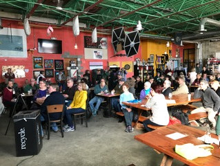 Indivisible Gathering, Sunday, Feb 19 Right Brain Brewery