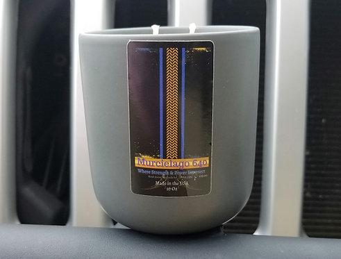 Murcielago 640 Strength & Power Candle
