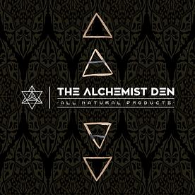 Alchemist Den Main Label.png