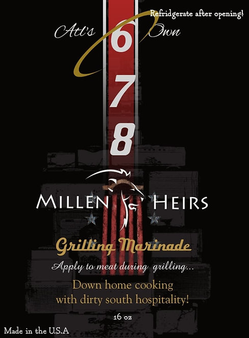 678 Grilling Marinade