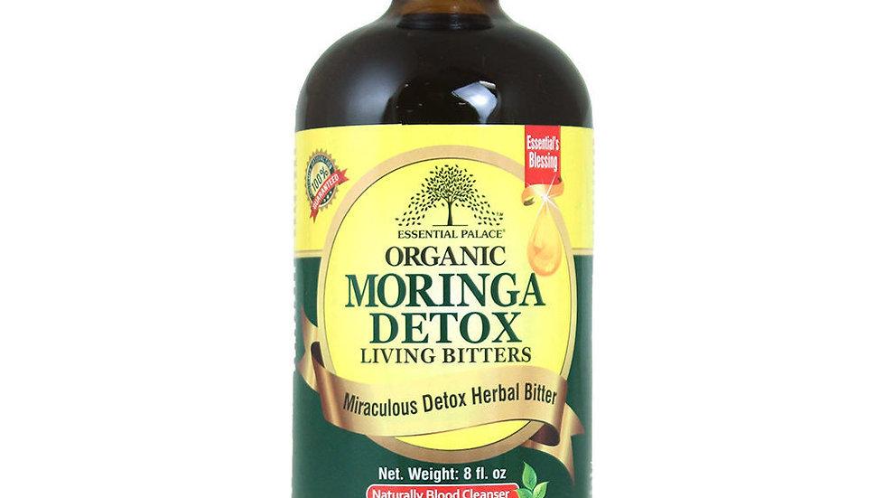 Organic Moringa Detox Bitters