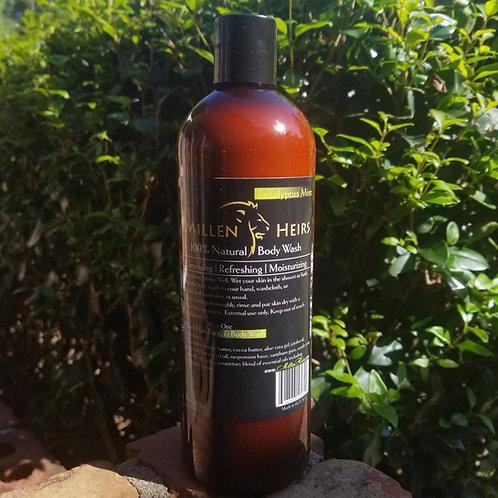 Eucalyptus Mint 3-in-1 16 oz Exfoliating Body Wash