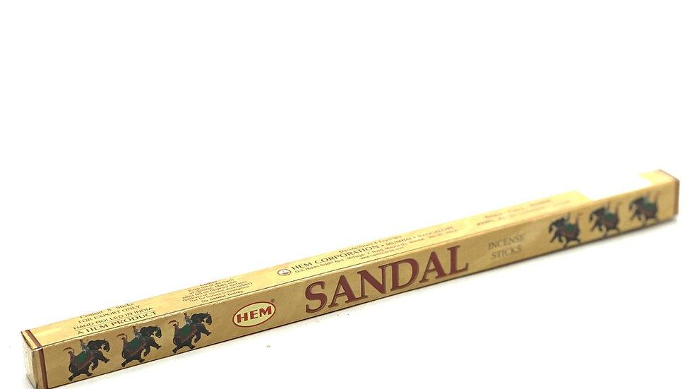 Sandal Incense (Hem) -8ct